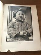 People In China Ellen Thorbecke 1935 1st Ed/1st Printing 32 Photographic Plates