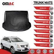 Cargo Liner Trunk Mat 3d Molded For Cadillac Srx 2010-2016