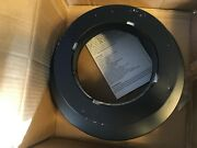 Simpson 6 Black Round Ceiling Support Box 9445-sdt-rs