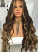 Goddess Ombre Human Hair Luxury Wig Better Than Freedom Couture