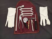 Classic Mercedes Pagoda Tool Kit W113 230sl 250sl 280sl And Other Vintage M Cars