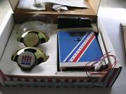 1976 The Minuteman Deluxe 8 Track Stereo Tape Player In Original Box Amc Rebel