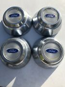 Ford Hubcaps Crown Victoria Hubcaps 1983-1991 Lincoln Towncar Hubcaps Oem