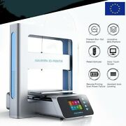 Jgaurora A3s 3d Printer Color Touch Screen,pla Detect,auto Leveling,power Resume