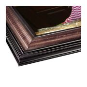 Wood Picture Frame | Americana Walnut 2.5 | Made In The Us | Uv Protected