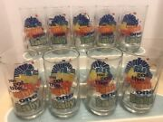 You Got The Right One Baby Set Of 9 Vintage Diet Pepsi Drink Beverage Glasses