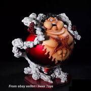 Only Show Lseven Ls Monkey D. Luffy Figure Four Gear Luffy Has Sold