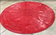 13 Ft Decorative Concrete Stamp 16 Point Star 13and039 X 13and039 New Calico Construction