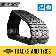 Fits Takeuchi Tl10v2 - 16 Camso Heavy Duty Camso Sd Pattern Ctl Rubber Track