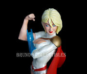 Power Girl Bust Woman Of The Dc Universe Statue Amanda Conner Series 3