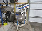 Jaygo Mixing Station With Motor Mod Hs123 3hp Speed 600.4500 11131005c Used