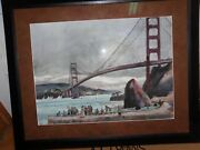 Large Millard Sheets Limited Edition 2 Of 4 Certified Giclee Rare