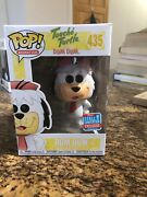 Funko Pop Touche Turtle And Dum Dum 2018 Fall Convention Exclusive Limited