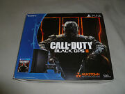 Playstation 4 Call Of Duty Black Ops Iii Ps4 Jet Black Box Only Sony