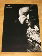 Apple Think Different Poster - Alfred Hitchcock 36 X 24 Steve Jobs 35 13/16x24in