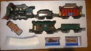 Rare Lionel Ready To Play Gauge Remote Control Steam Freight Train Set-tested A+