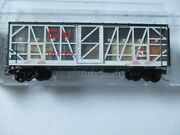 Micro-trains 07300250 Canadian National 40and039 Standard Boxcar N-scale