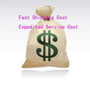 Fast Shipping Cost Or Extra Shipping Cost Or Expedited Service Fee Or Other Cost