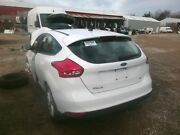 Rear Door Ford Focus Right 18 White Paint Code = Yz