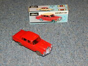 Vintage 1950's Schuco Patent Mirako Car 1001 Mercedes With Key In Box R19450