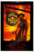 Posters Usa - High Plains Drifter Movie Poster Glossy Finish - Mcp595