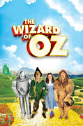 Posters Usa - The Wizard Of Oz Movie Poster Glossy Finish - Mcp663