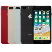 Apple Iphone 8 Plus Smartphone No Home Button Function Assistivetouch Only