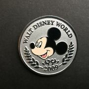 Wdw Character Coins - Mystery Pin - Mickey Mouse Only Le 1000 Disney Pin 67586