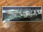 2013 Hess Truck And Tractor New In The Box