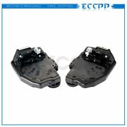 Set Of 2 Door Lock Actuators Rear Left And Right Fits Camry Corolla Gs450h Gx460