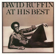 David Ruffin - At His Best - Cd - Excellent Condition