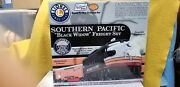 Lionel Southern Pacific Black Widow Ft Freight Set 6-30217