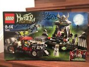 New Lego Monster Fighters The Zombies 9465 Sealed