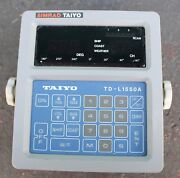 Simrad Taiyo Td-l1550 A Synthesized Vhf Automatic Digital Direction Finder
