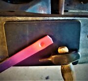 Blacksmith 1 Hardy Hot Cut Plate Anvil Tool,forge,jig,scrolling,blacksmithing
