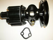 Raw Sea Water Pump Belt Driven Fuel W Pulley Mercruiser Bravo 454 502 7.4 8.2