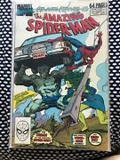 The Amazing Spiderman Annual 23 Vf 8.0 + Bag And Board Stored.