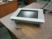 Micro Innovation Ag Touch Panel Xv-440-10tvb-1-10 24vdc 1.3a 10 Screen Used