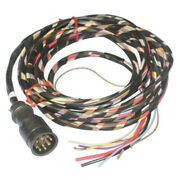 Nib Ignition 9pin Wire Harness Extension 30and039 Universal 4cyl-v6-v8 Gm Inboard I/o