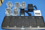 Ef Johnson Universal Battery Charger 585-5100-240 Docking Station 5100 Series