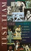 Test Team Of The Century Garrie Hutchinson Bios Of The Best Cricketers Used Pb