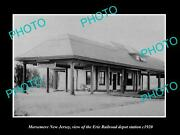 96 Old Large Historic Photos Of New Jersey Railroad For Bisco5