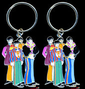 Beatles Yellow Submarine Key Ring Buy 2 And Get 50 Off The 2nd One Free P+h