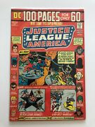 Justice League Of America 111 100 Pages Dc Comics
