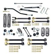 Currie Johnny Joint 4 Lift Suspension Kitantirock Sway Barcoil Springs97-06