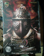 Only Show 1/6 Aci Toys Gladiators Of Rome Silver Limits Just Only One Has Sold