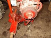 Wheel Horse C175 Hydrostatic Transmission And Rear Axle Assy.fits Others.oem. Used