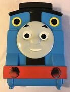Thomas The Train Take-n-play 10-train Carrying Case W/ Built In Track