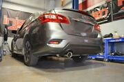 Injen T304 S.s. Axle-back Exhaust For 2017-2019 Nissan Sentra 1.6l Turbo