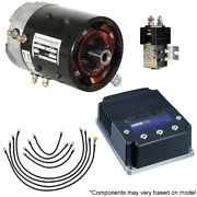 Club Car Ds And Precedent Dc Performance Upgrade Package Motor/controller System